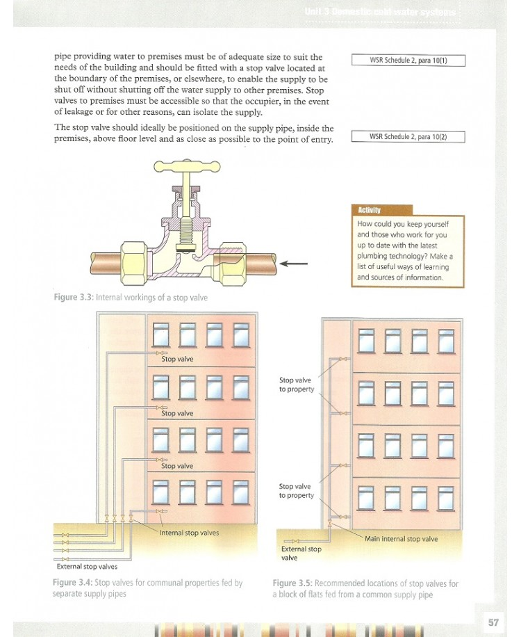 Level 3 NVQ-SVQ Diploma in Plumbing 2nd Edition (PDF)